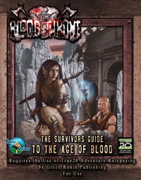 Blood Throne: The Survivor's Guide to the Age of Blood