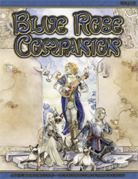 Blue Rose Companion